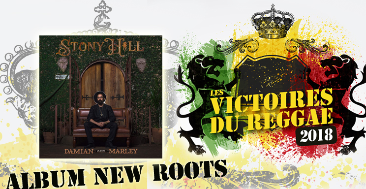 Victoires du Reggae 2018 New roots