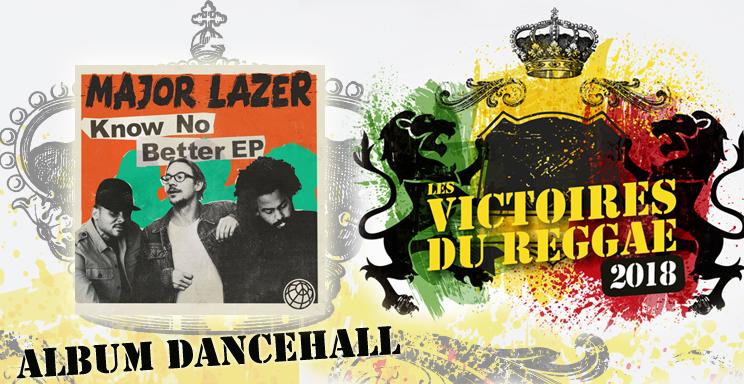 Les Victoires du Reggae 2018 Dancehall