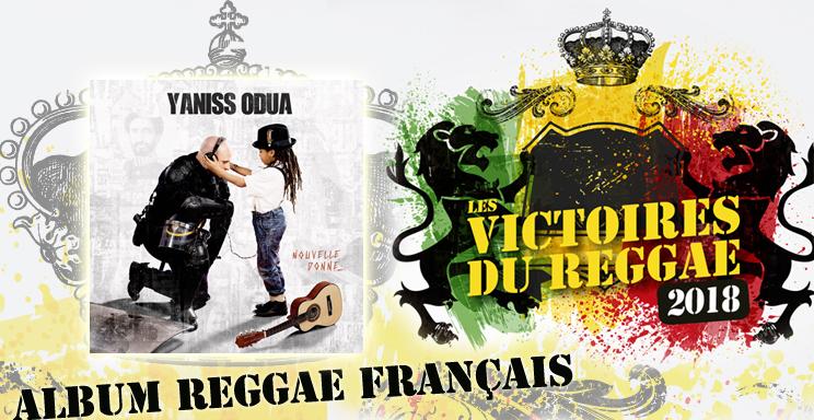 Les Victoires du Reggae 2018 Album Français