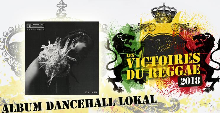 Victoires du Reggae 2018 Album Dancehall Lokal