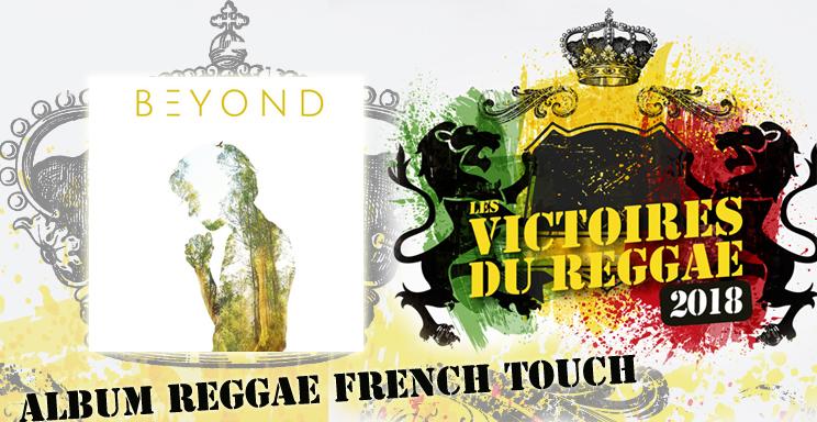 Victoires du Reggae 2018. Album Frenchtouch