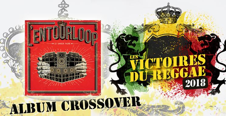 Victoires du Reggae 2018, Album Crossover