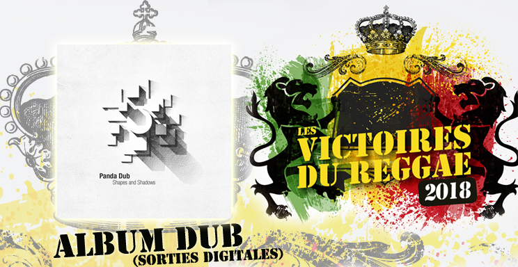 Victoires du Reggae 2018, Album Dub digital