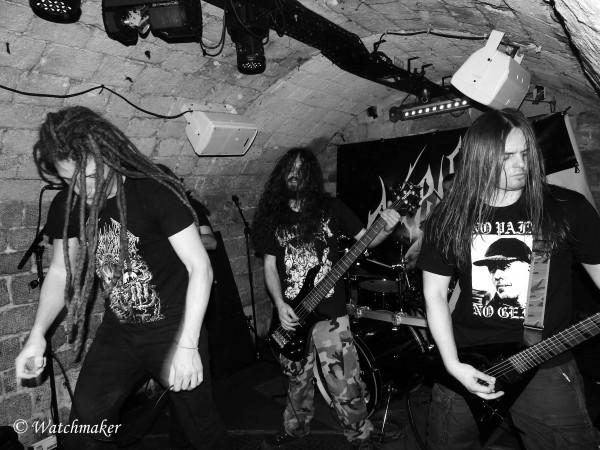 Deflesher, live, death, ossuary, klub,