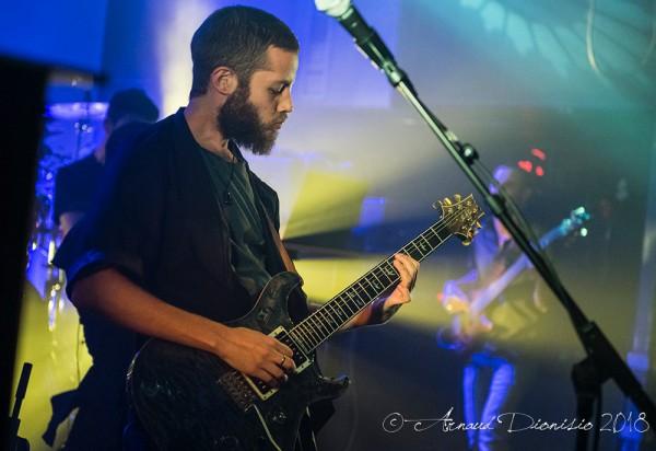 Subterranean Masquerade, live, metal, prog, tour,