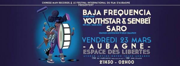 festival aubagne, baja frequencia, youthstar