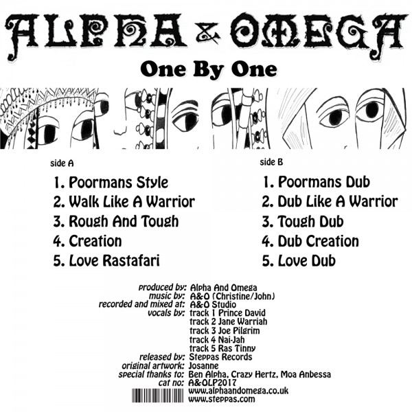 Alpha & Omega - One by One