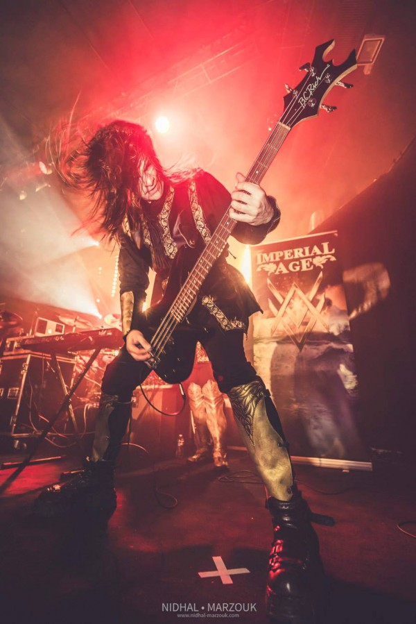 therion, imperial age, null positiv, beloved antichrist, paris, trabendo, garmonbozia, live, 2018, nuclear blast