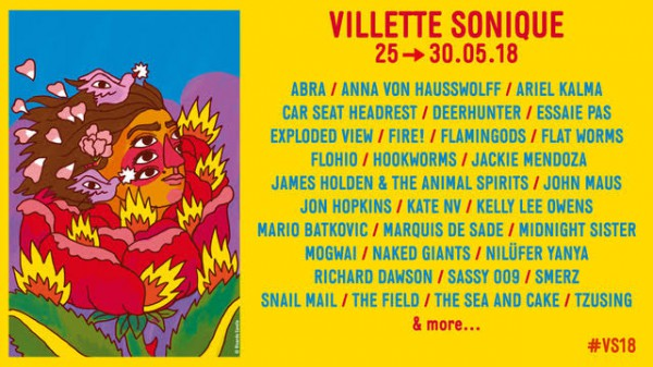 parc de la villette, paris, printemps, festival, rock indé, post-rock, pop, electro