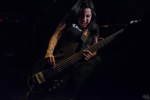 Nervosa, thrash, metal, live, report, garmonbozia, petit bain