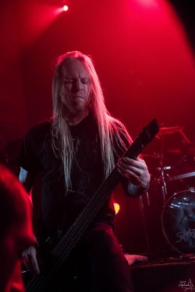 Derek Boyer, suffocation, bass, live, death metal, garmonbozia, petit bain