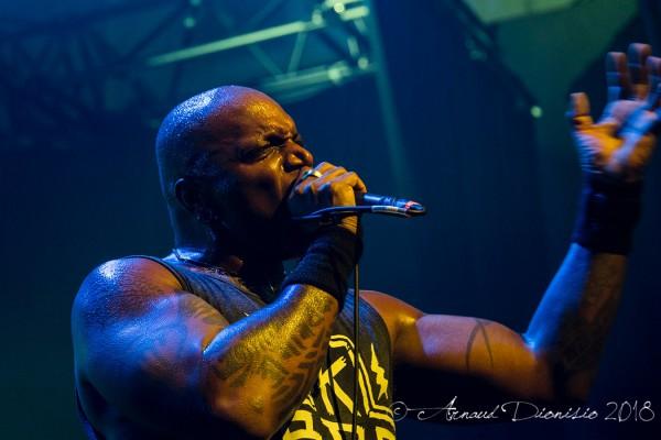 Derrick Green, Sepultura, live, metal, thrash, garmonbozia,