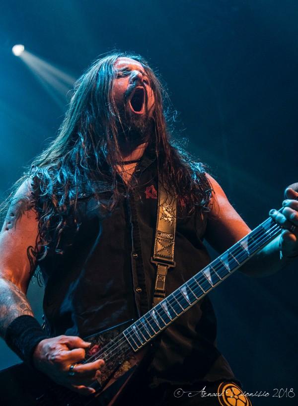 Andreas, Kisser, metal, guitar, sepultura, live, report, garmonbozia,