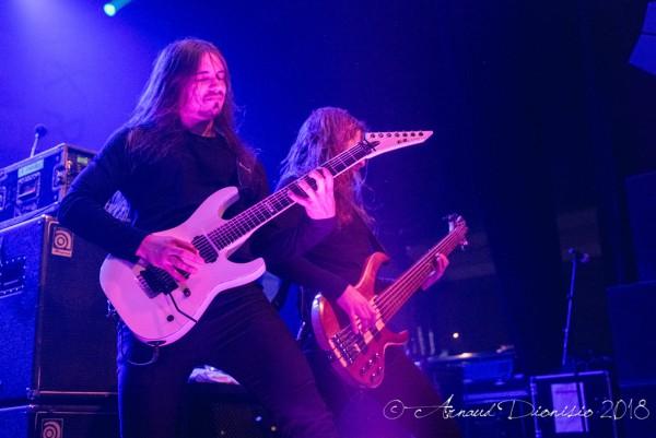Garmonbozia, live, metal, death, obscura, paris, report,