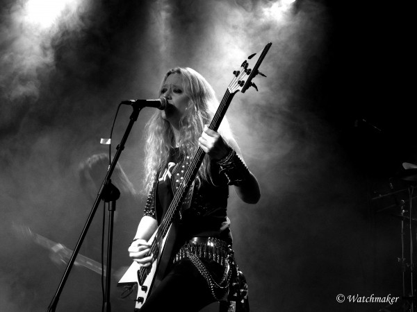 Furies, Lynda Basstarde, metal, heavy, live, report, LA Events Fest,