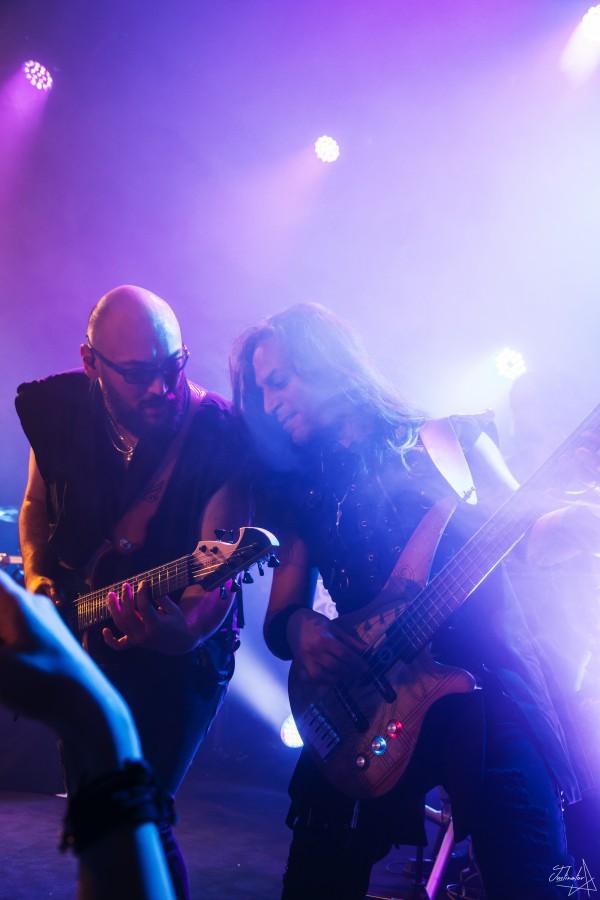 concert, trabendo, myrath, manigance, metal oriental, heavy metal