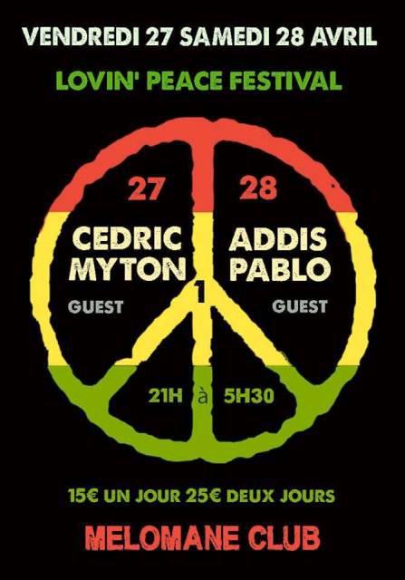 Mélomane Club - Cedric Myton & Adis Pablo