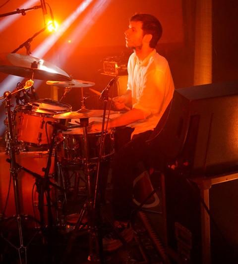 Tao Ehrlich : back band de Vanupié- Marennes 06-04-2018