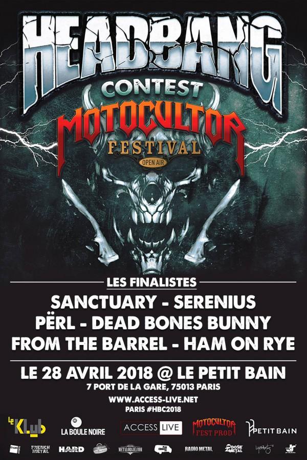 2018, tremplin, concert, motocultor festival, headbang contest