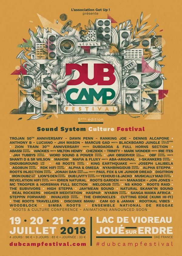 dub camp, sound system, association get up