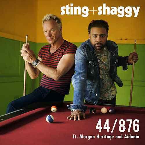 sting et shaggy