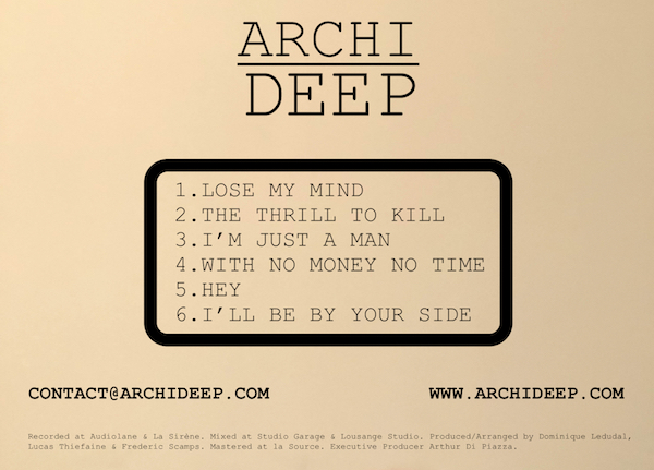 Archi Deep - Album #4