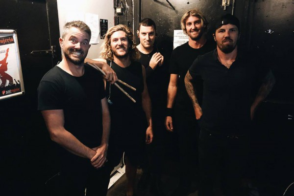 parkway drive, reverence, jeff ling, ben gordon, interview, 2018, epitaph records, new, album, record