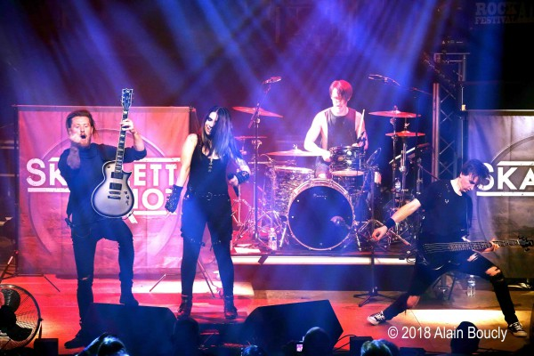 Rock'N 7, Glenn Hughes, Skarlett Riot, Derek Forbes, Morgane Ji, Edgär, We Are Darling