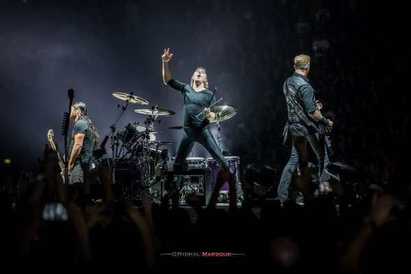 Europe, tour, Hardwired, 2019, Accorhotel Arena, Stade de France