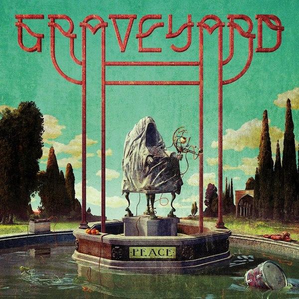 Graveyard, Peace, 2018,