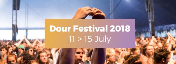dour festival, belgique