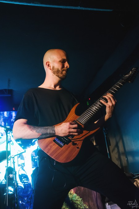 Virvum, Gibus, Paris, concert, death metal, garmonbozia