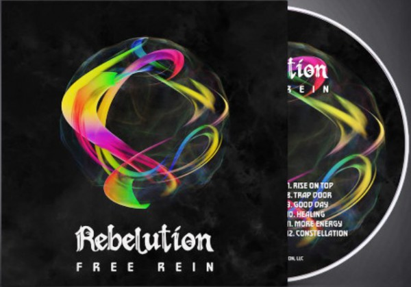 Rebelution - Free Rein CD