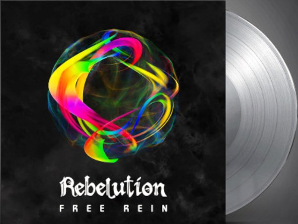 Rebelution - Free Rein Vinyl