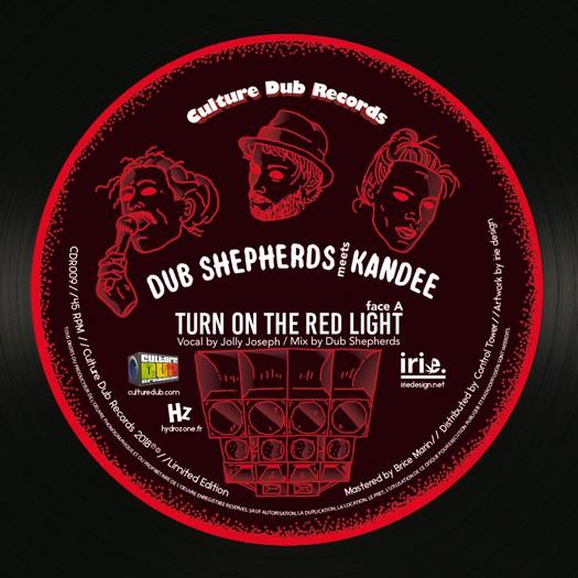 dub shepherds, kandee, culture dub records