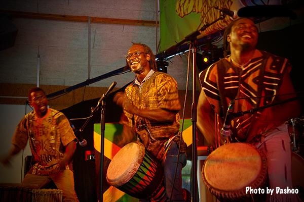 jahraja au Reggae to Zion