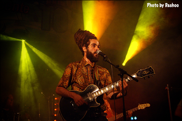 The tuff Lions  au Reggae to Zion