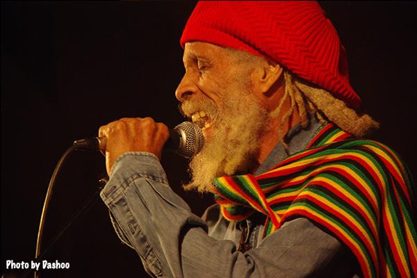 cedric Myton  au Reggae to Zion