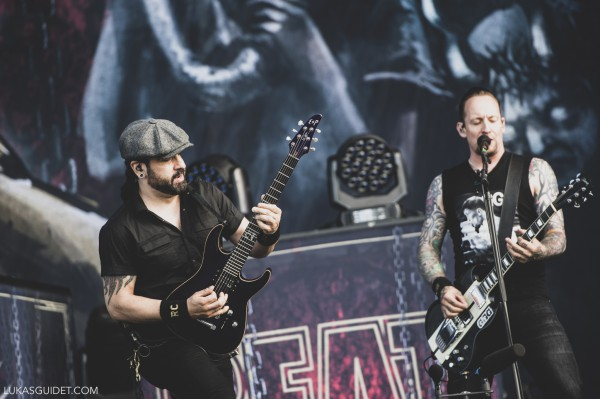 michael poulsen, rob caggiano, download france, main stage, volbeat