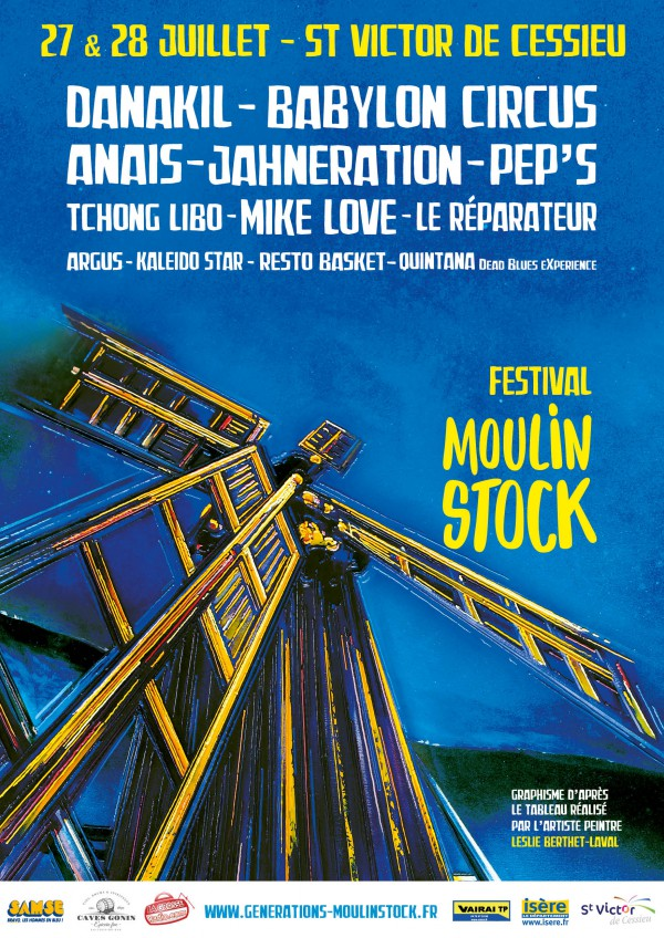 Festival Moulinstock 2018