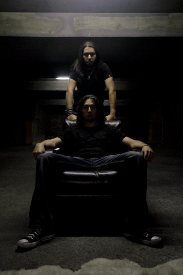 Anemi band promo pic, The Blackest Lake EP