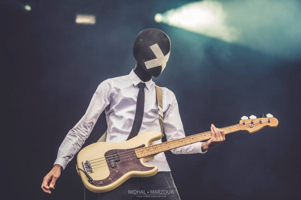 the noface, download paris, 2018, mainstage1