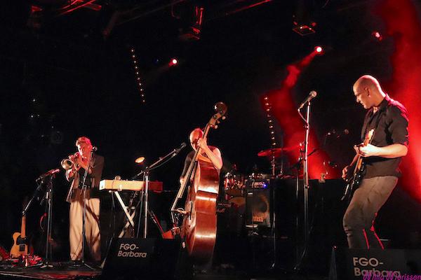 Boucan, La danse du chien, FGO Barbara, Jazz punk