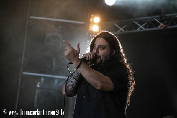 Kataklysm, Iacono, death metal, report, live, hellfest, 2018, Altar,