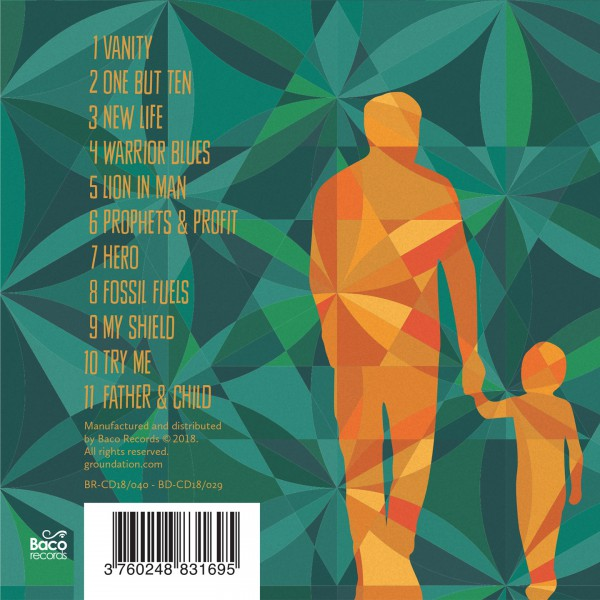 Groundation - The Next Generation - Tracklist