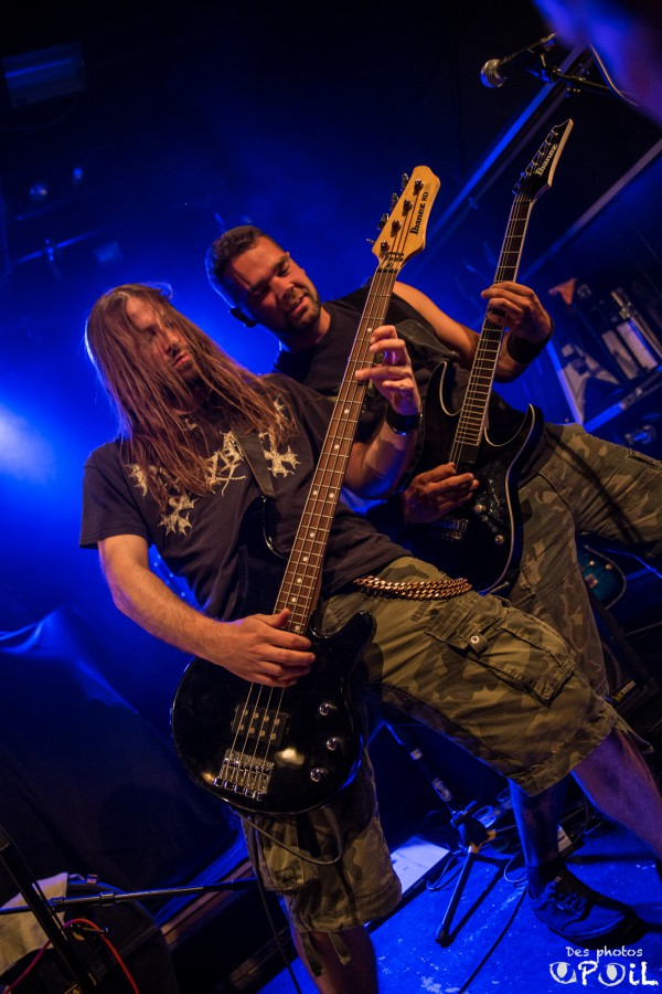 2018, concert, thrash metal, exodus, sublind, chez paulette