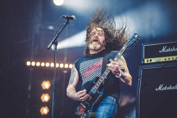 Mos Generator, Hellfest, report, live, mainstage, blues, rock,