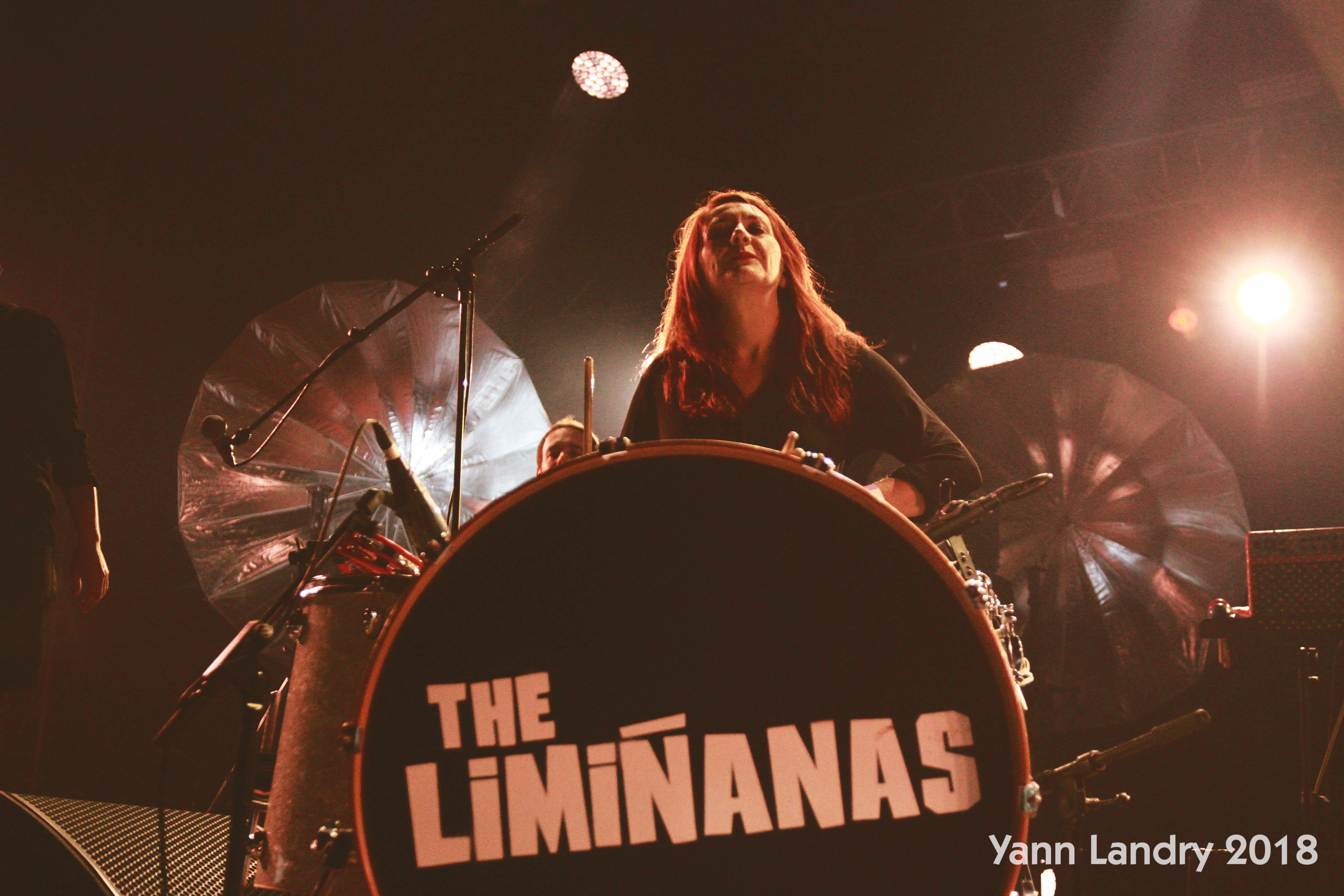 Liminanaze, pas en plan, prout prout le rythme, Rock, Backing Band, Marie, Yann Landry