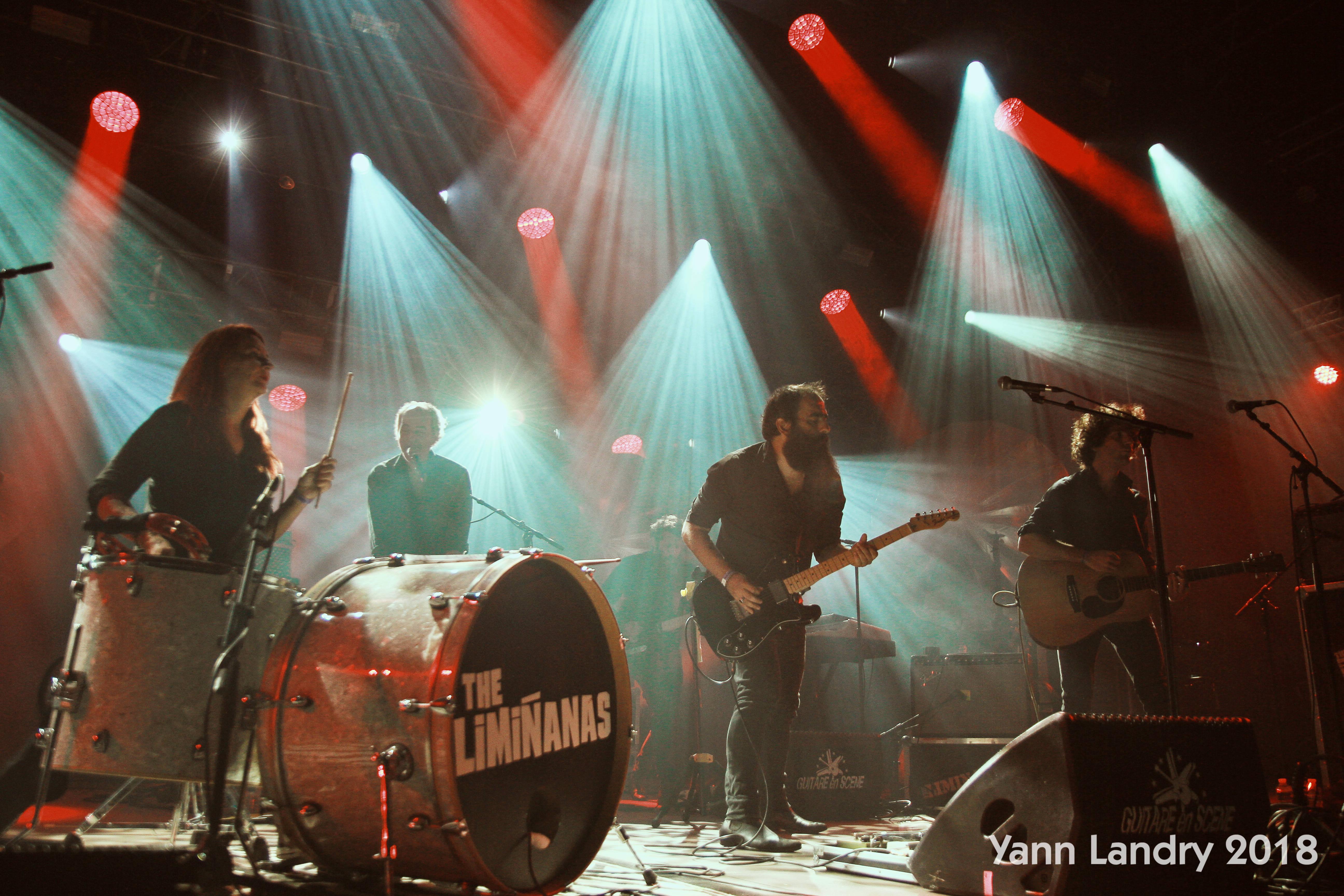 Liminanaze, rock, bouh ils sont trop pour rien, Yann Landry