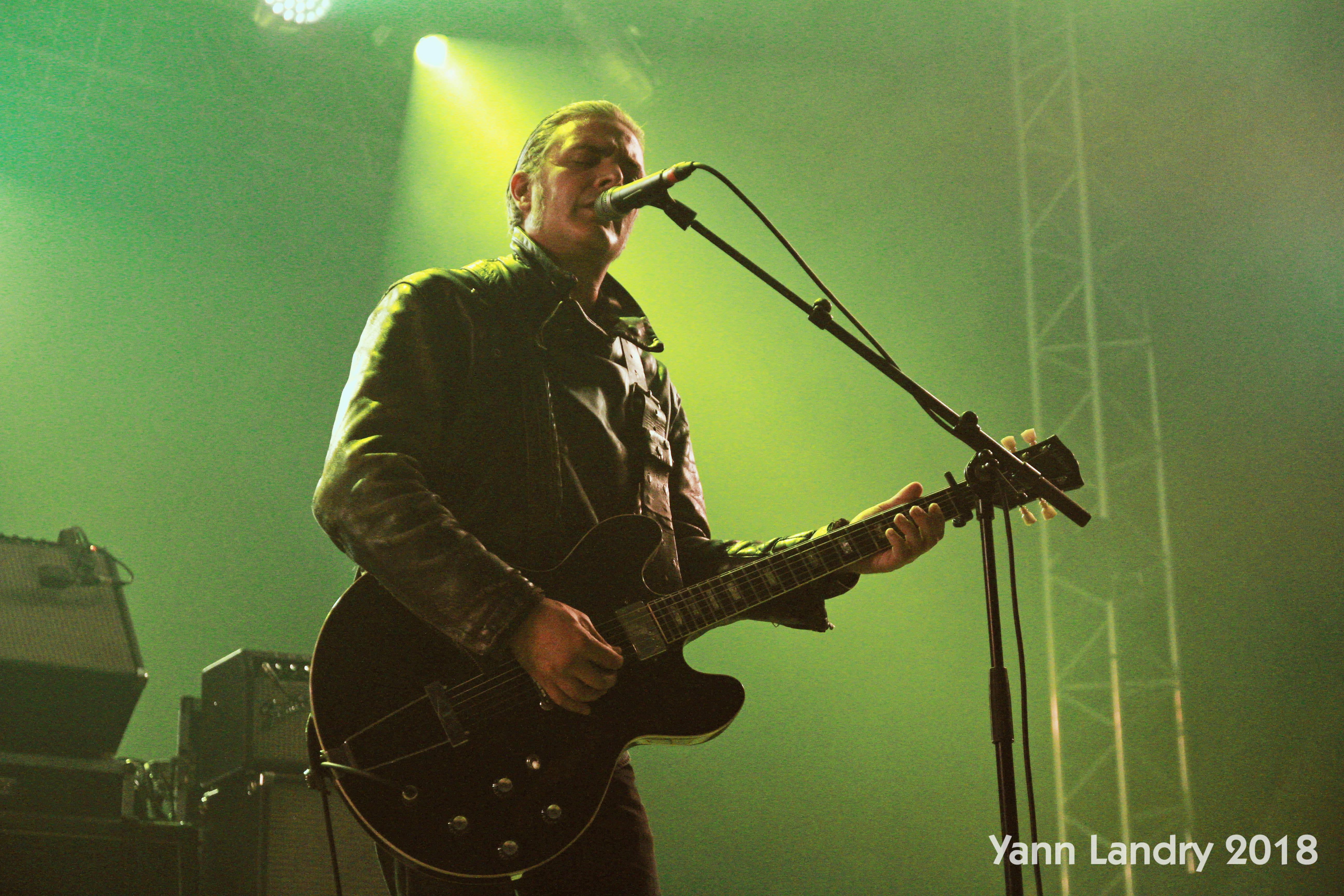 BRMC, Gomina, Yann Landry, Garage Rock